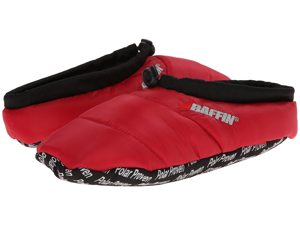 Baffin Cush (Red) Slippers