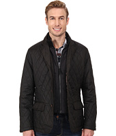 Rainforest - Quilted Blazer With Detach Bib
