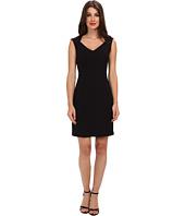 Donna Morgan - V-Neck Multi Directional Body Con Dress