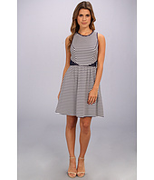 Jessica Simpson - Racer Fit and Flare Dress With Side Cutout Details