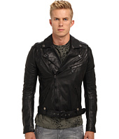 Pierre Balmain - Leather Biker Jacket
