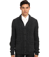 Pierre Balmain - Virgin and Alpaca Wool Cardigan Sweater