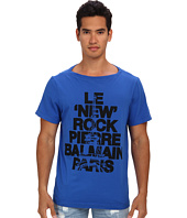 Pierre Balmain - Le 'New' Rock Graphic Tee