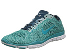 Nike Free 5.0 TR Fit 4 Print (Hyper Turquoise/Space Blue/Dusty Cactus)