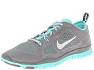 Nike Free 5.0 TR Fit 4 (Light Ash/Hyper Turquoise/Light Ash Grey)