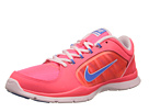 Nike Flex Trainer 4 (Hyper Punch/Arctic Pink/Heritage Blue)