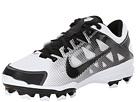 Nike Hyperdiamond Strike MCS (White/Black)