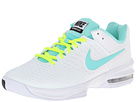 Nike Air Max Cage (White/Volt/Dark Ash/Bleached Turquoise)