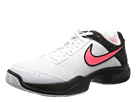 Nike Air Cage Court (White/Black/Action Red/Hyper Punch)