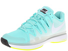 Nike Zoom Vapor 9.5 Tour (Bleached Turquoise/Volt/White)