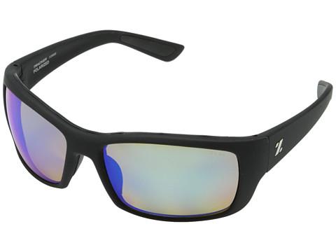Zeal Optics Tracker - Tactical Black w/Polarized Bluebird HT Lens