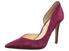 Jessica Simpson - Claudette (Bava Red Kid Suede) - Footwear