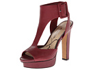 Jessica Simpson - Dewy (Bava Red Juba Calf) - Footwear