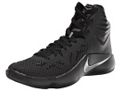 Nike Zoom Hyperfuse 2014 (Black/Metallic Silver)