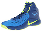 Nike Zoom Hyperfuse 2014 (Gym Blue/Volt/Photo Blue)