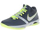 Nike Air Visi Pro V (Dark Magnet Grey/Volt/Light Magnet Grey/Metallic Silver)
