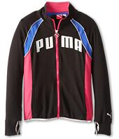 Puma Kids - Fitted Track Jacket (Big Kids)