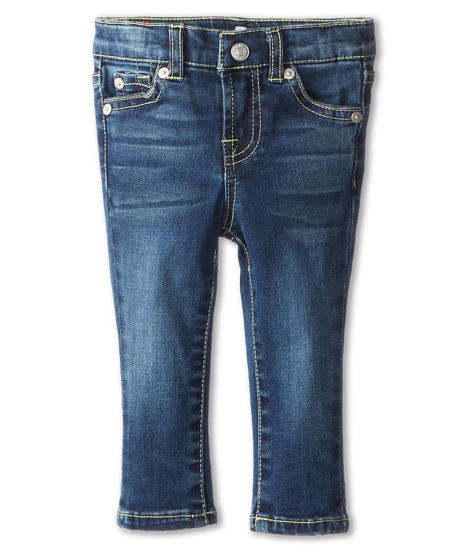 7 For All Mankind Kids - Skinny in Nouveau New York Dark
