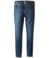 7 For All Mankind Kids - Skinny in Nouveau New York Dark (Little Kid)