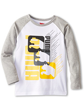Puma Kids - Half Cat Raglan (Little Kids)