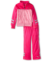 Puma Kids - Tricot Color Block Set (Little Kids)