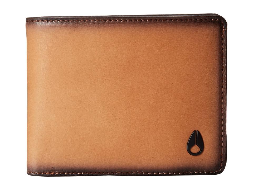 Nixon - Cape Bi-Fold Wallet (Tan) Bill-fold Wallet