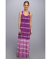 Pink Lotus - Seam Maxi Dress Twist Back