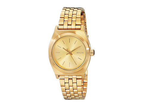Nixon Small Time Teller - All Gold