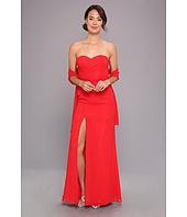 Faviana - Strapless Sweetheart Chiffon Gown 7360