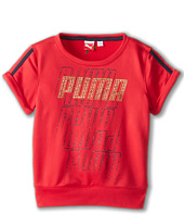 Puma Kids - Studded Sweatshirt (Big Kids)