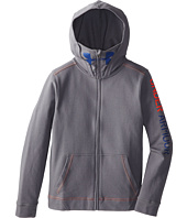 Under Armour Kids - UA Warrior Terry Full Zip Hoodie (Big Kids)