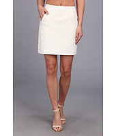 Brigitte Bailey - Heather Woven Pencil Skirt