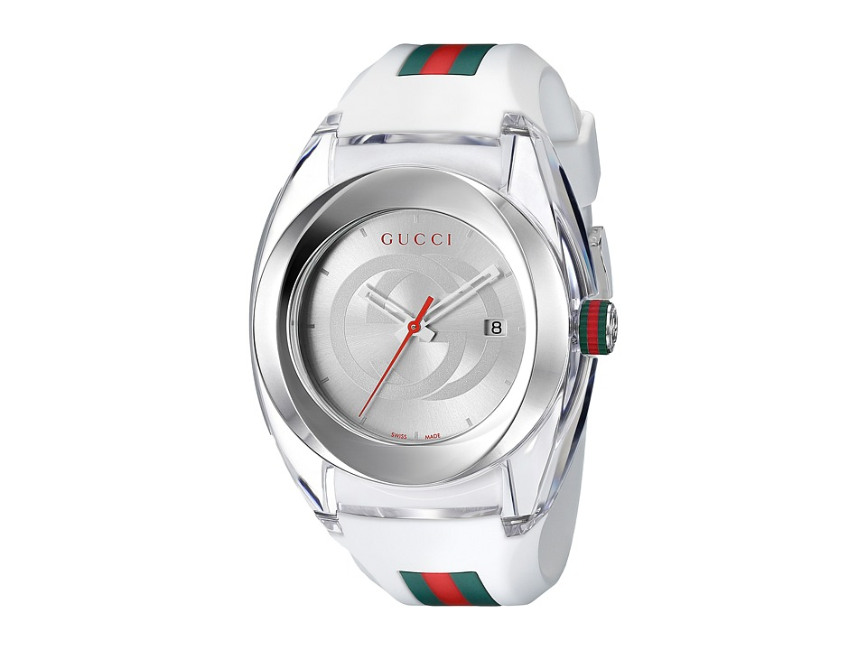 Gucci Gucci Sync XXL YA137102 Silver/Steel Watches