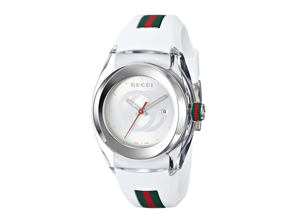 Gucci Gucci Sync LG YA137302 Silver/Steel Watches