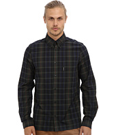 Ben Sherman - Long Sleeve Black Watch Tartan Check Woven MA10850A