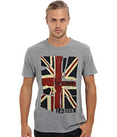 Ben Sherman - Union Jack Print Tee