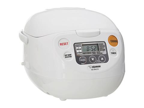 zojirushi rice cooker timer instructions