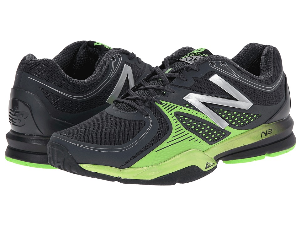 New Balance MX1267 (Black/Lime) Men's Shoes