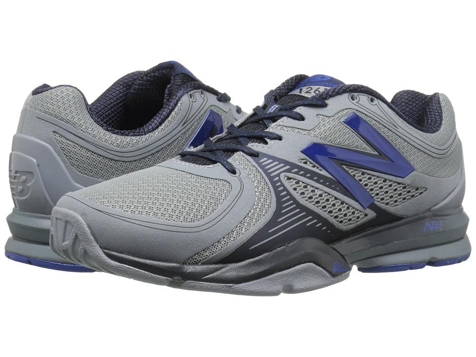 New Balance - MX1267 (Grey/Blue) Mens Shoes