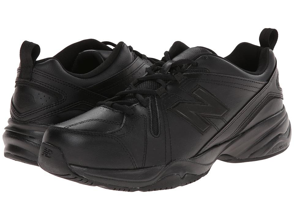 New Balance MX608v4 (Black) Men's Walking Shoes
