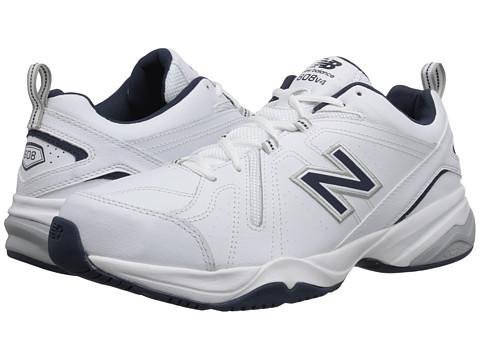 New Balance MX608v4 - White/Navy