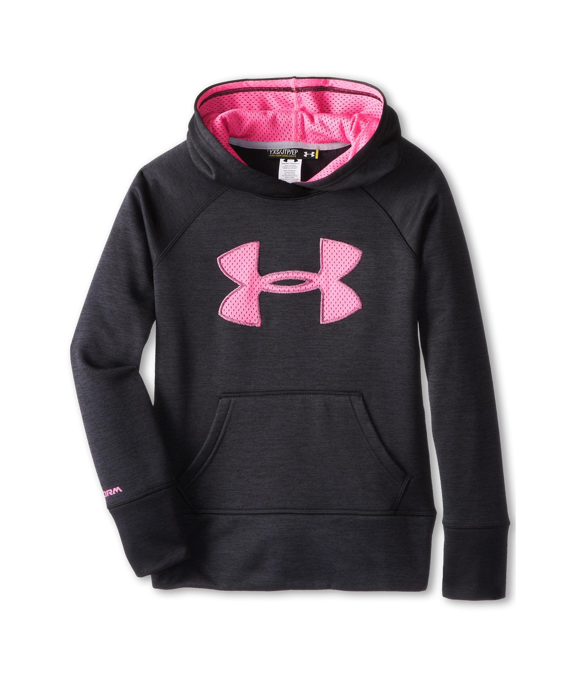Under armour sweatshirts for kids girls