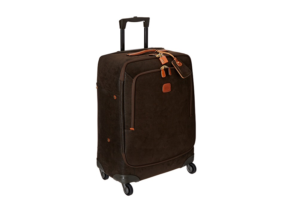 Brics Milano 26 Light Spinner Olive Luggage