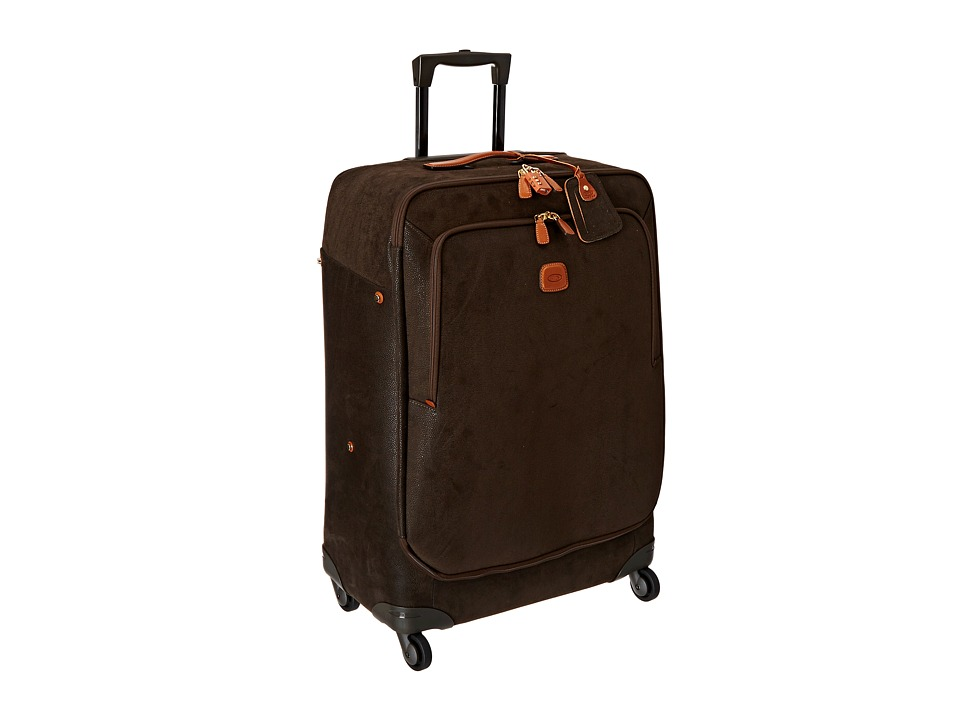 Brics Milano 30 Light Spinner Olive Luggage
