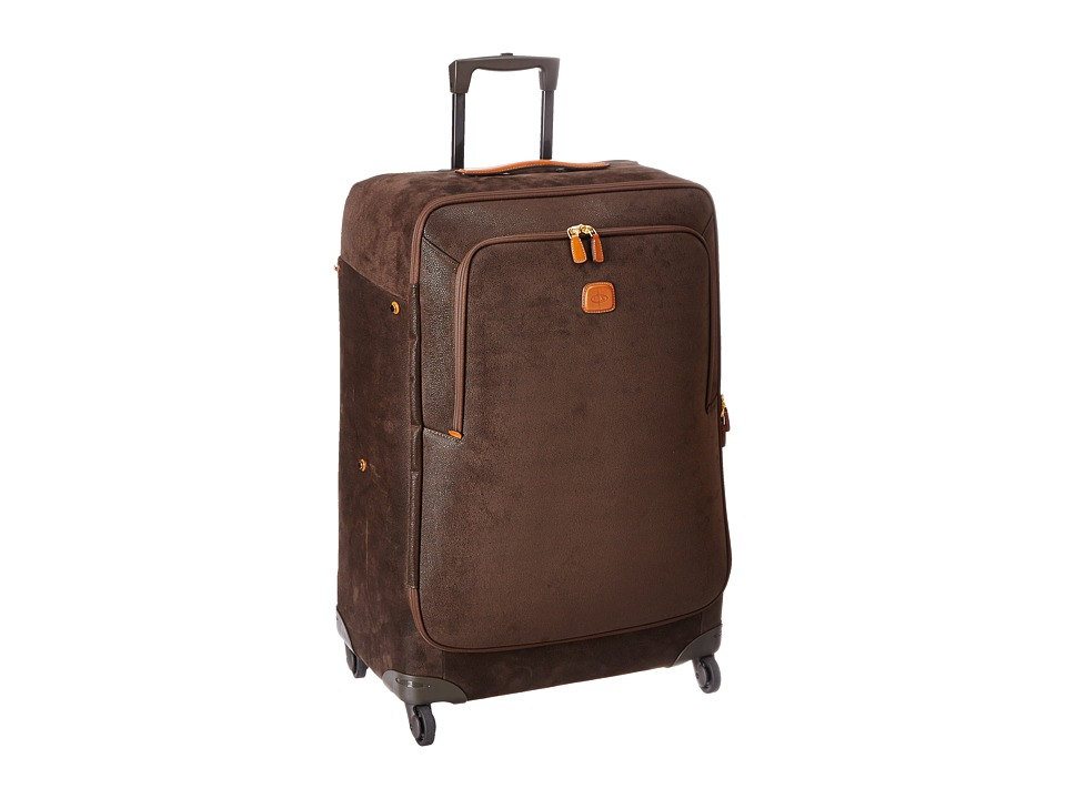 Brics Milano 32 Light Spinner Olive Luggage
