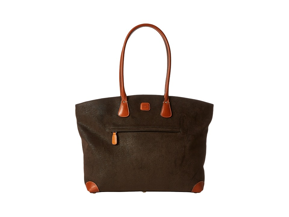 Brics Milano Business Tote Olive Bags