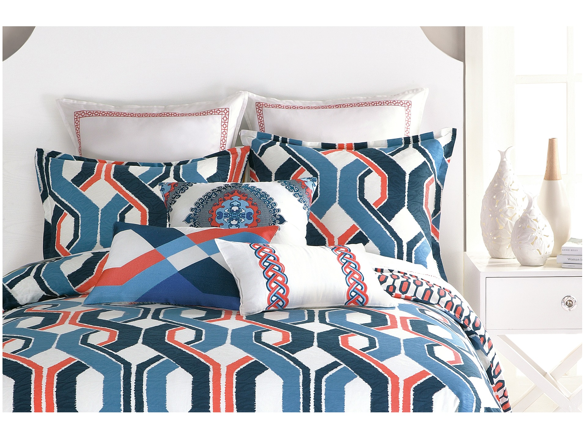 Trina turk coastline ikat comforter set twin twin xl shipped free at