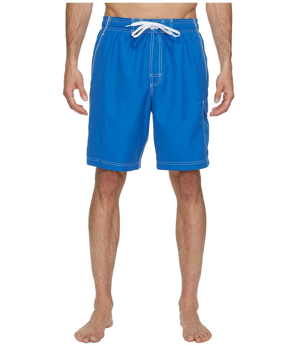 Speedo Marina Volley Swim Trunk (Classic Blue) Men