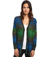 M Missoni - Degrade Ripple Knit Oversized Sweater