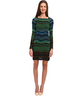 M Missoni - Fancy Ripple Knit Dress